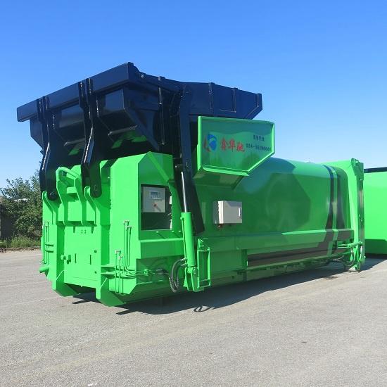 LHC5180YD型移动式垃圾压缩站