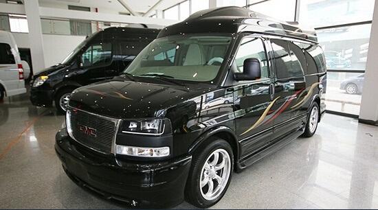 GMC改装商务车