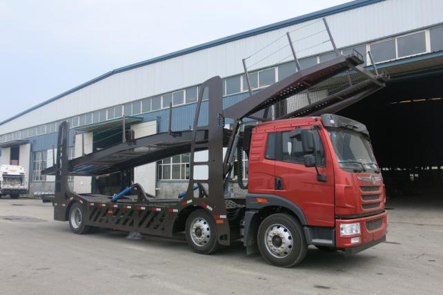 vwin158THD5220TCLC5型车辆运输车