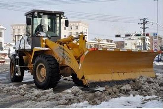 铲车装载机除雪铲